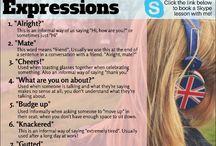 British phrases/idioms