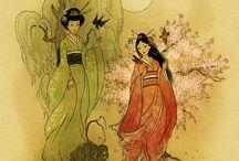 Japanese Shinto mythology