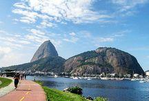 Lugares e Paisagens - Brasil