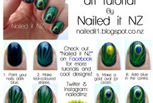Nail Art / by Marie Smith