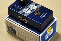 Effects Pedals (Cool Ones Only!)