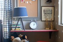 Boys Bedroom / by Alicia Coffman Quenemoen