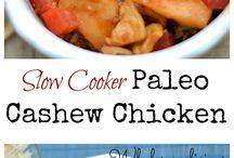 Crockpot Paleo Chicken