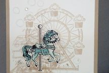 Carousel Birthday Stampin' Up!