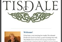 Newsletter / by Suzan Tisdale