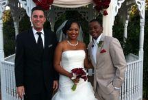 Celebration Golf Club Weddings / Orlando Harpist - Weddings at Celebration Golf Club in Florida #celebrationgolfwedding #gazebo #wedding #Orlando #harpist
