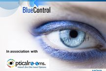 """Blue Light / We encourage our patients to prevent excess high energy (HEV) blue light exposure from their digital devices. Many of our I.T. office based patients have made the switch to BlueControl lenses to reduce the potential of """"digital eye strain"""". Contact us if you would like more information on how to protect your eyes."""