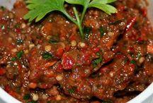 ezmeler (salata )