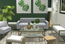 Design home The game