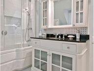 Bathroom ideas / by Melissa Freeman Cunningham