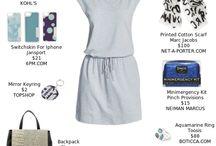 Spring / Summer wardrobe