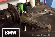 E30 Project / Restauración Bmw e-30