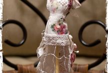 shabby chic dummy
