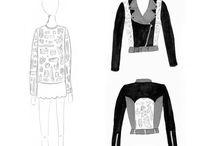 fashion design / croquis, estampas e tudo mais que envolve o making of de uma peça de roupa