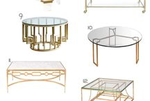 Tables & dining rooms