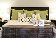 Home - Master Bedroom  / by Brieanna Sheahan-Wilson