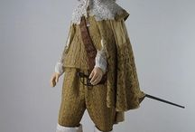 MEN'S VINTAGE  / CLOTHING FROM MID 1700'S ONWARD