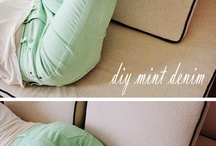 DIY and Patterns / by Mia Bella Boutique