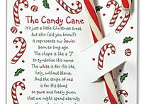 The candy cane story's