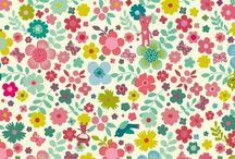 Prints and patterns / by Linde Kegel