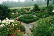Gardens - formal/Informal