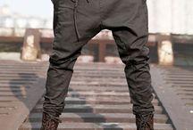 Pantalones hombre con estilo
