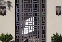 Puerta de Herrería Pasillo