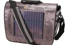 Eclipse Solar Messenger Bags / A selection of solar messenger bags by Eclipse Solar Gear designed to charge your mobile electronics.  Made in the USA!
