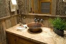 Bathrooms / by Ann Bucy