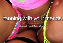 Tan it Up / A whole board devoted to everything TANNING!  Gorgeous glowing, beautifully bronzed, terrifically tanned skin