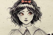 Cartoons & Anime Arts