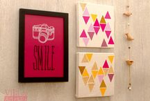 """Nova decoração meu quarto /  Mudar cor do quarto 360 °___ Definir papel de parede e """"Cor pra Textura"""", roupa de cama, capa almofada, lustre mais pratico (Limpeza). MENOS É MAIS ..NÃO, NÃO ENDOIDA!!"""