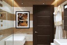 Fürdőszobák / Lakberendezés, fürdőszobák