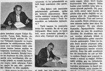 Edebiyat / Türk Edebiyatı, Dünya Edebiyatı