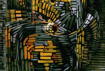 Wolfgang Paalen / Austrian-Mexican Surrealist painter, sculptor and art philosopher.