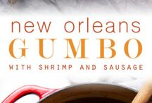 New Orleans Foods