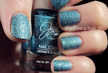 Teal Polishes