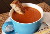 Lunches and soup / by Mandy David