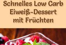 Low Carb Desserts
