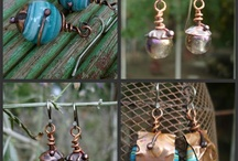 Copper Jewelry / by New Again Design