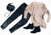 FASHION | Fall Winter Outfit Ideas / Outfit inspiration for fall and winter Mode für Herbst und Winter
