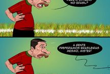 Cartoon Desporto