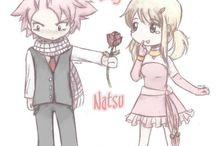 NaLu / Lucy x Natsu