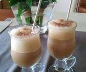 Kawa mrożona i napoje na upały