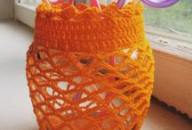 My crochet masterpieces/Мои вязаные шедевры / Crochet stuff