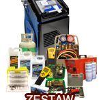 Narzędzia do autoklimatyzacji / Zdjęcia z narzędziami do klimatyzacji samochodowych