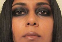 My Creative Make-Up Looks / From subtle to dramatic, here they are....