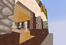 Build et Modélisation semaine1 / Tous nos builds et modélisations pour le serveur