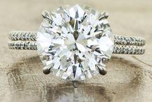 Wedding Rings / Anelli da sogno per un giorno da sogno
