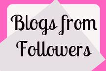 Blogs from Followers / Hi! This is my group board for blogs from followers! If you want to be added, please follow me on Pinterest and then send me your email address. Any blog topic will do, but my main audience is largely female, thus topics for ladies would be good. This is a child-friendly board, thus please do not post any adult material. No direct product/service promotions or freebies. Just blog articles. Thanks! Happy blogging! <3 Hayley XO
